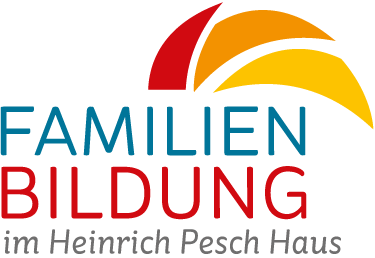 Logo Familienbildung im Heinrich Pesch Haus