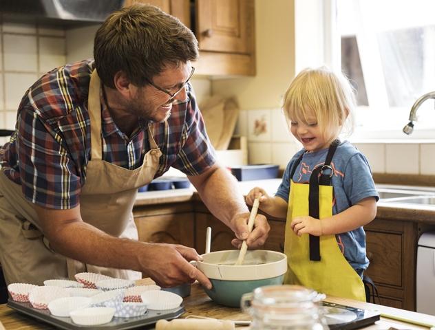 Schmecken soll's – Kinderernährung in der Familie