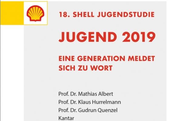 Bild zu Shell Jugendstudie 2019