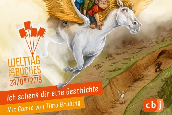 Bild zu Welttag des Buches: Lernen und Erleben mit Geschichten