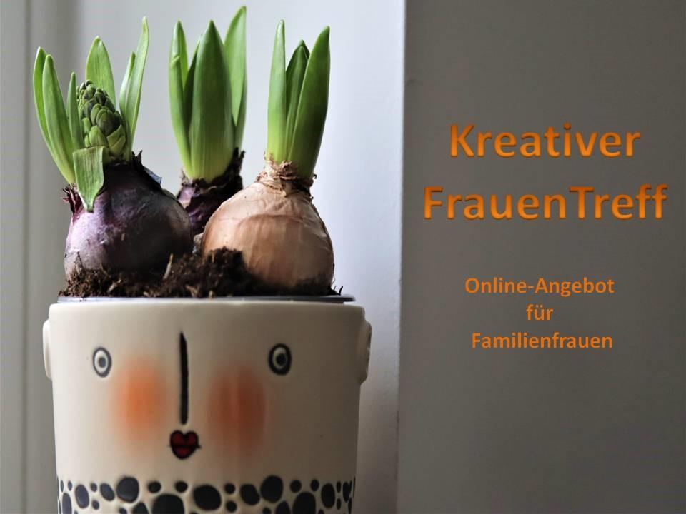 Kreativer FrauenTreff (Online-Angebot)