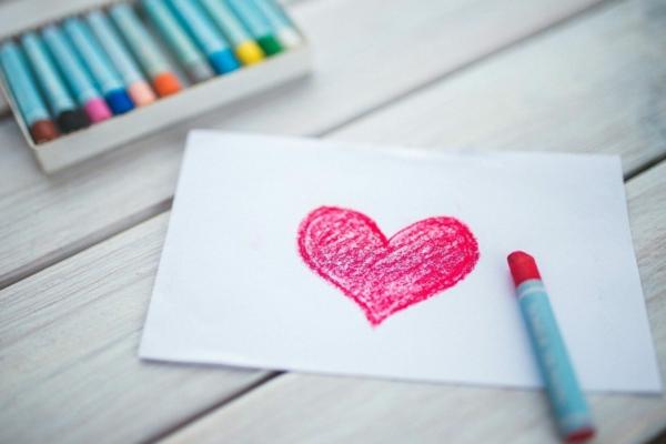 Bild zu Über die Liebe