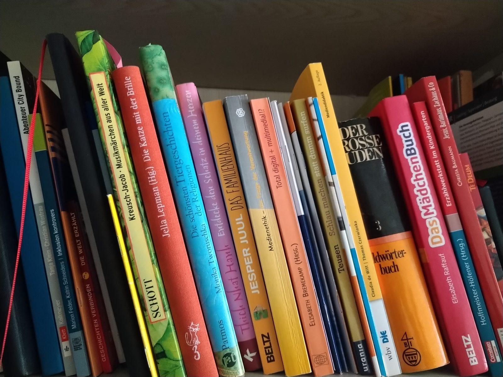 Fortbildung: Geschichten zu verschenken