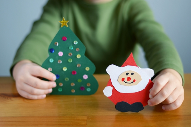 Weihnachtsbastelstube