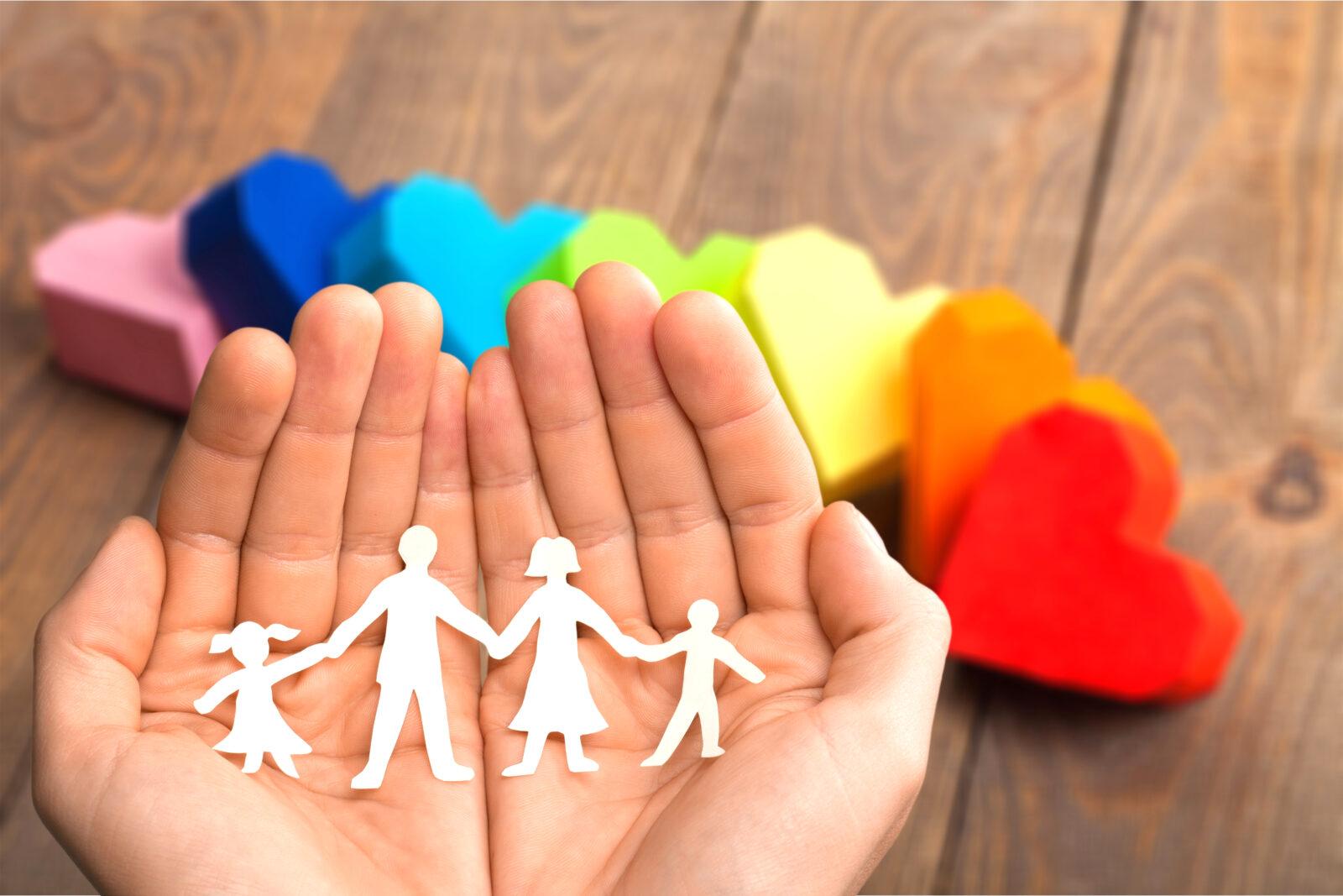 Erfolgreich als Familie sein? Mit dem Familienrat gelingt's! (Online)