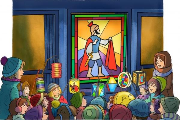 Bild zu Wer war der Heilige Martin? Wie feiern die Anderen?